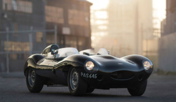 1955 Jaguar D-Type 3