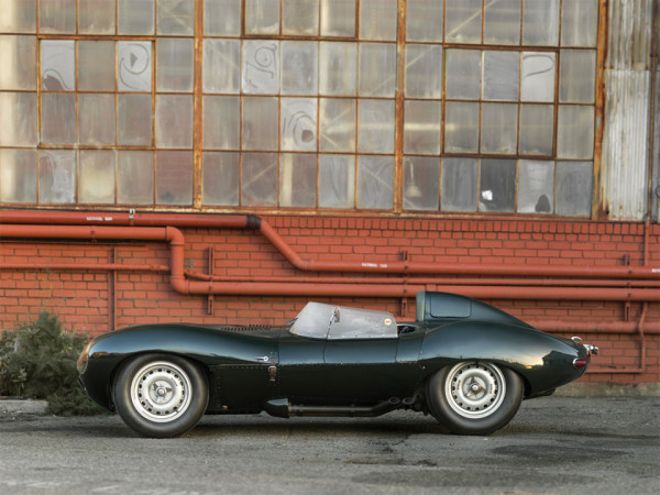 1955 Jaguar D-Type 5