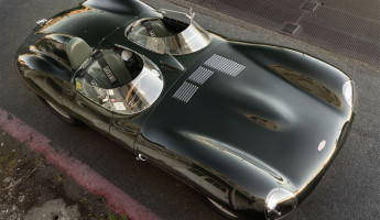 1955 Jaguar D-Type 8