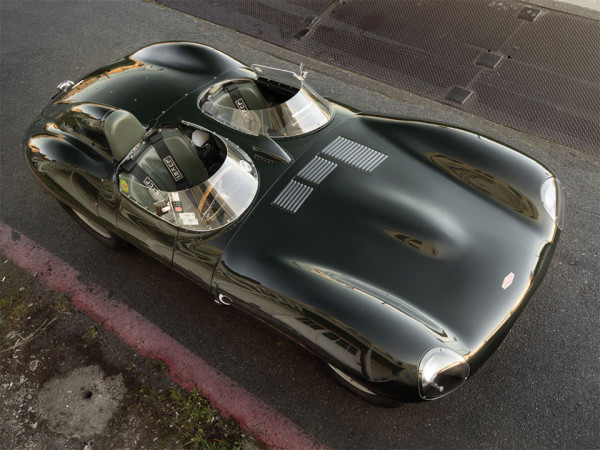 1955 Jaguar D Type 8 600x450 1955 Jaguar D Type: This is what a $4 Million Jaguar Looks Like