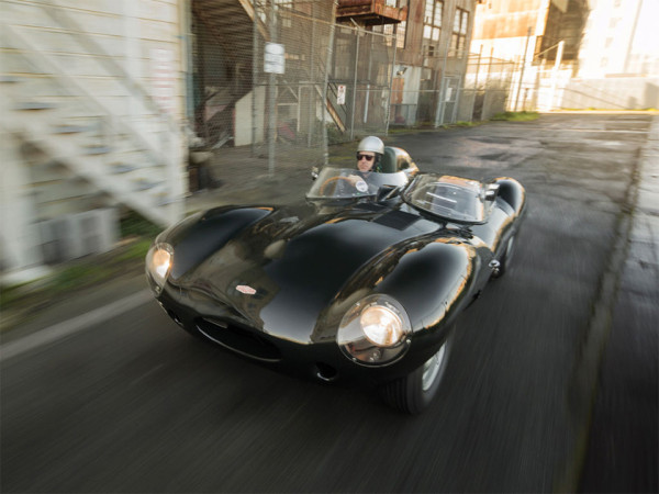 1955 Jaguar D-Type 9
