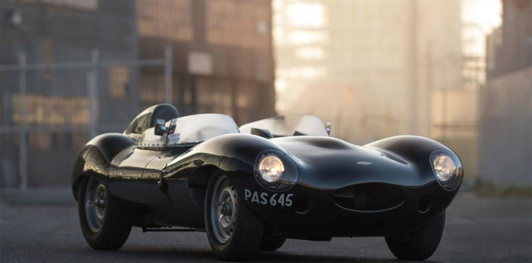 1955 Jaguar D-Type: This is what a $4 Million Jaguar Looks Like