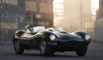 1955 Jaguar D-Type: This is what a $4 Million Jaguar Looks Like