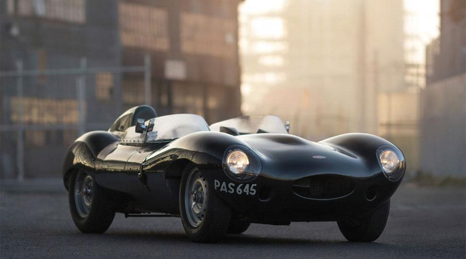 1955 Jaguar D-Type: This is what a $4 Million Jaguar Looks ...