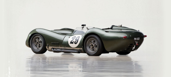 1959 Lister Chevrolet 2 600x273 The Deadly Fast 1959 Lister Chevrolet Celebrates British/American Collaboration