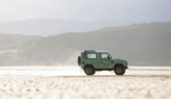 2015 Land Rover Defender Heritage Limited Edition 1