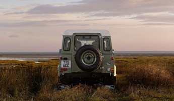 2015 Land Rover Defender Heritage Limited Edition 2