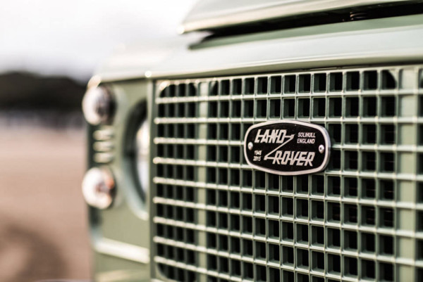2015 Land Rover Defender Heritage Limited Edition 3