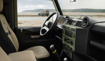 2015 Land Rover Defender Heritage Limited Edition 4