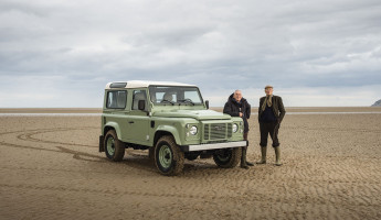 2015 Land Rover Defender Heritage Limited Edition 5