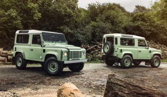 2015 Land Rover Defender Heritage Limited Edition 7