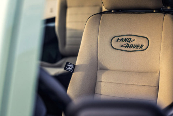 2015 Land Rover Defender Heritage Limited Edition 8