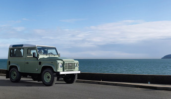 2015 Land Rover Defender Heritage Limited Edition 9