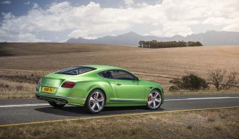 2016 Bentley Continental GT 2