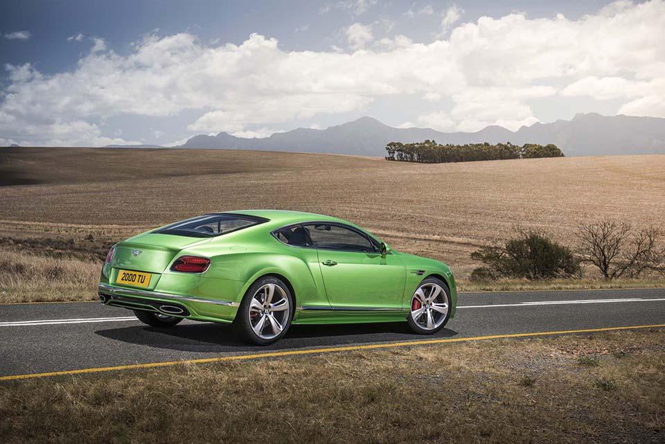 2016 Bentley Continental GT 2