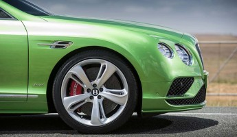 2016 Bentley Continental GT 3