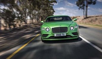2016 Bentley Continental GT 5