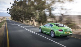 2016 Bentley Continental GT 6