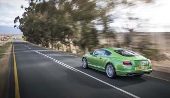 2016 Bentley Continental GT 6
