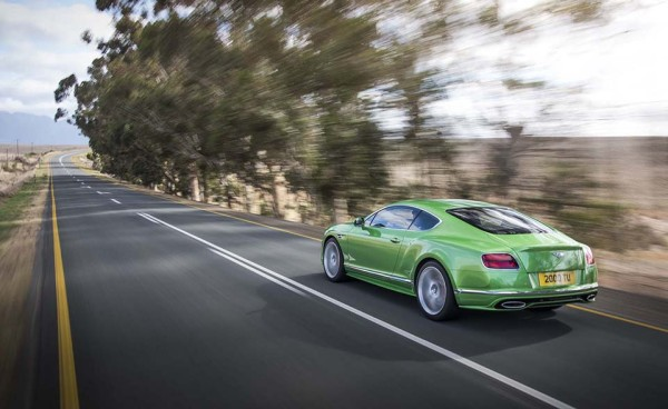 2016 bentley continental GT 6 600x368 2016 Bentley Continental GT Roars into Geneva