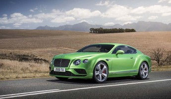 2016 Bentley Continental GT 7