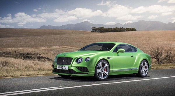 2016 bentley continental GT 7 600x329 2016 Bentley Continental GT Roars into Geneva