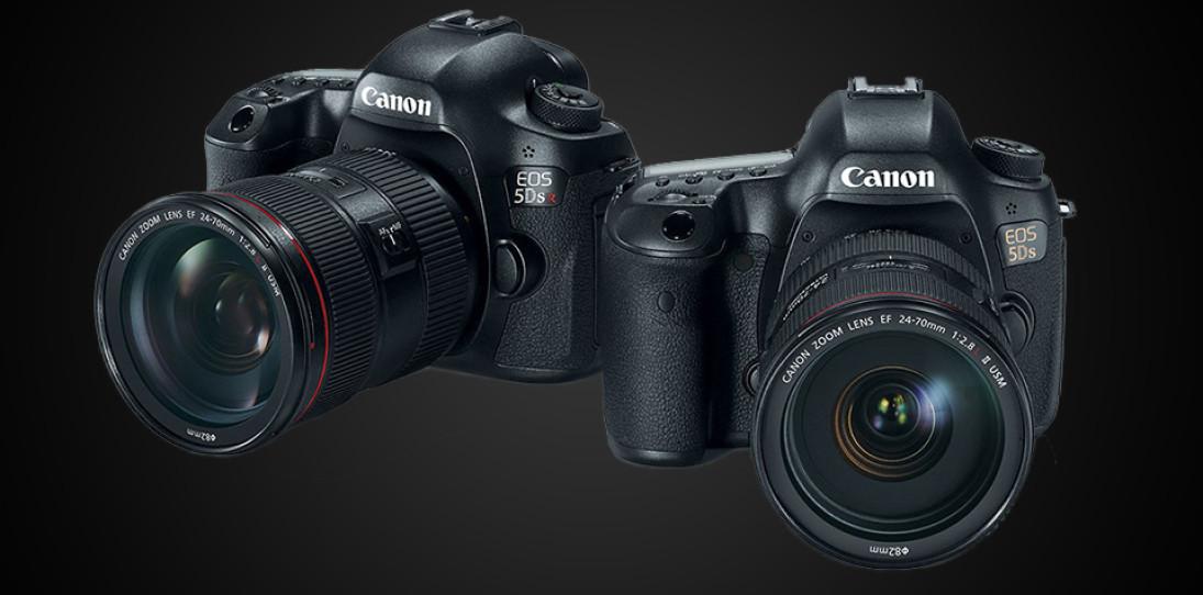 Canon 5DS 50.6MP DSLR 1