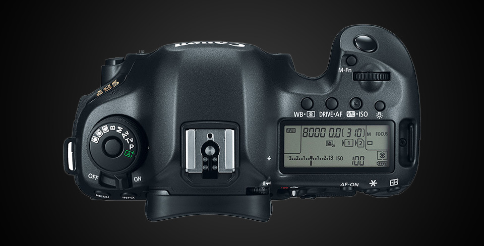 Canon 5DS MKIII 50.6MP DSLR 5