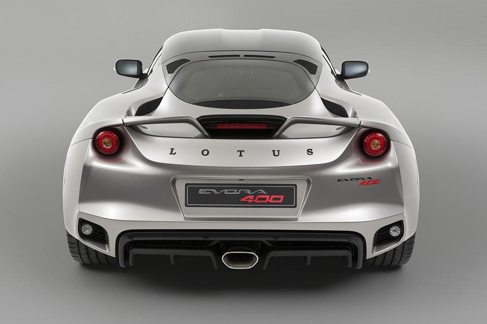 Lotus Evora 400 6