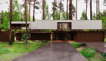 Mirror House by Reform Architekt - Izablin House - Marcin Tomaszewski 1
