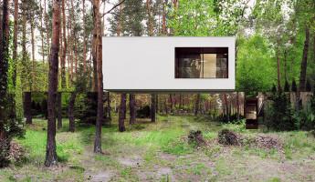 Mirror House by Reform Architekt - Izablin House - Marcin Tomaszewski 2