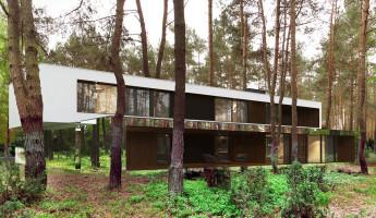 Mirror House by Reform Architekt - Izablin House - Marcin Tomaszewski 3