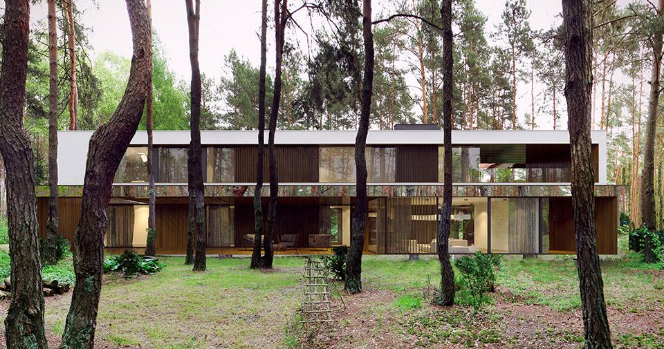 Mirror House by Reform Architekt – Izablin House – Marcin Tomaszewski 4