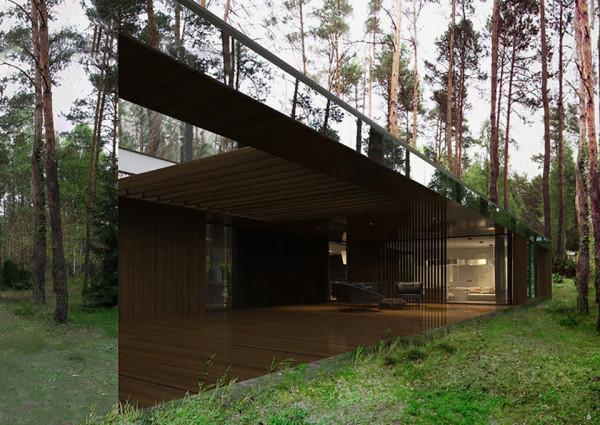 Mirror House by Reform Architekt - Izablin House - Marcin Tomaszewski 6