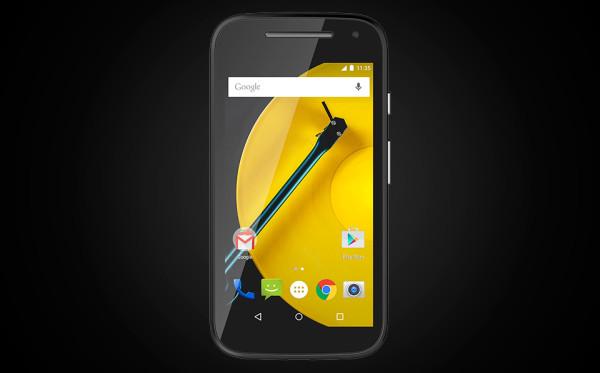 Motorola Moto E version 2 unlocked budget android phone 6 600x373 Motorolas Second Gen Moto E is a Cool, Contract Killing $149 Dollar Lollipop