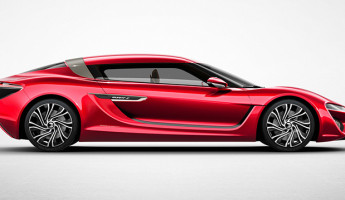 Nanoflowcell Quant F Electric Sports Sedan 1