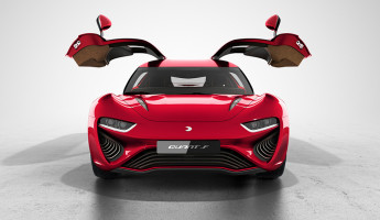 Nanoflowcell Quant F Electric Sports Sedan 2
