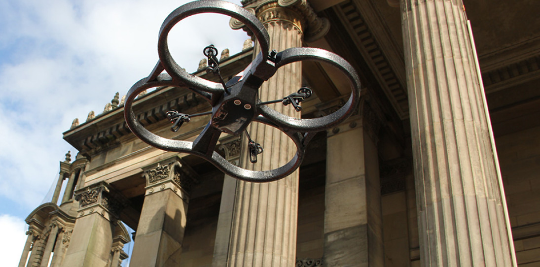 New FAA Drone Rules 2015 - image by John Mills - millstastic from Flickr