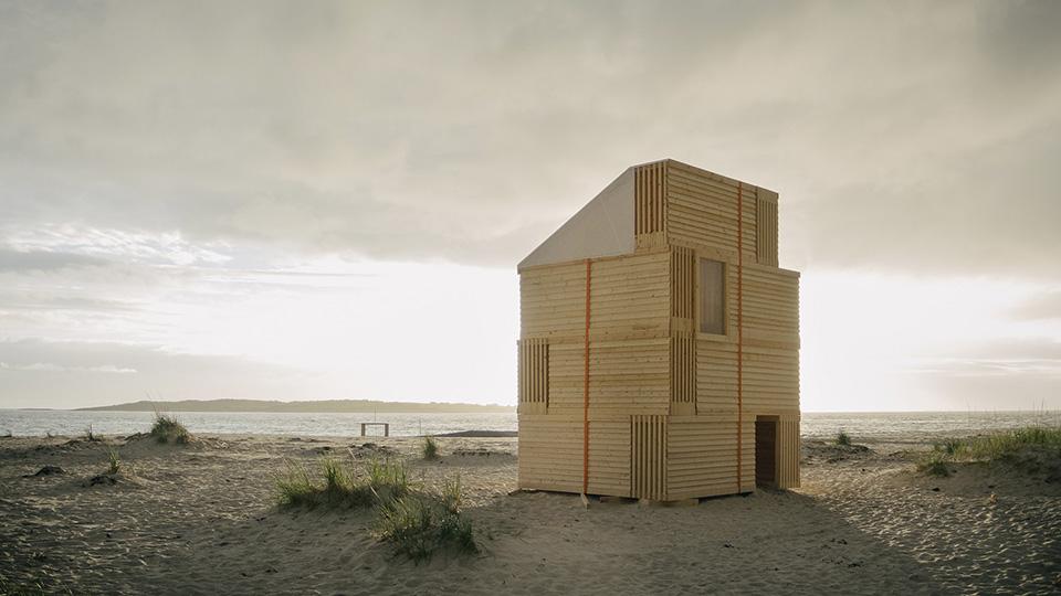Nomadic Shelter by SALT Siida Workshop 1