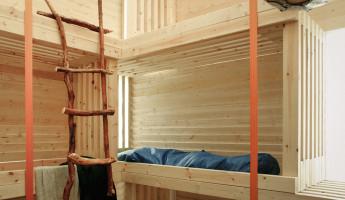 Nomadic Shelter by SALT Siida Workshop 11