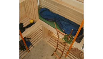 Nomadic Shelter by SALT Siida Workshop 4