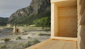 Nomadic Shelter by SALT Siida Workshop 5