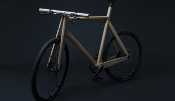 Paul Timmer Wooden Bicycle (2)