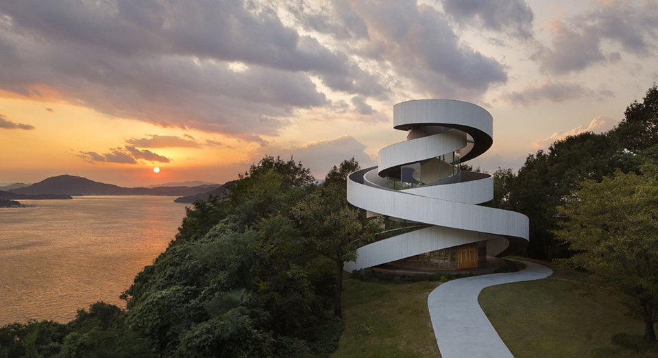 Ribbon Chapel by NAP Architects 1