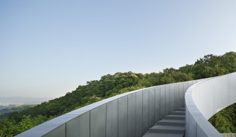 Ribbon Chapel by NAP Architects 11 - photography by Koji Fujii / Nacasa & Partners