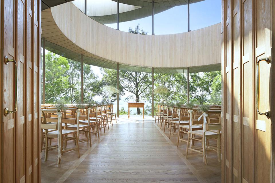 Ribbon Chapel by NAP Architects 2