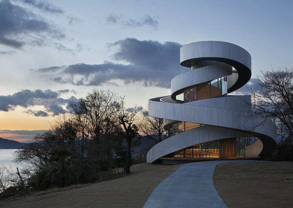 Ribbon Chapel by NAP Architects 5
