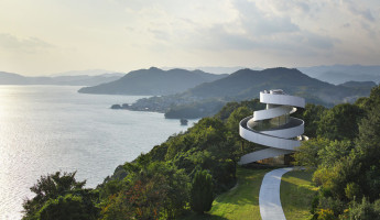 Ribbon Chapel by NAP Architects 6 - photography by Koji Fujii / Nacasa & Partners