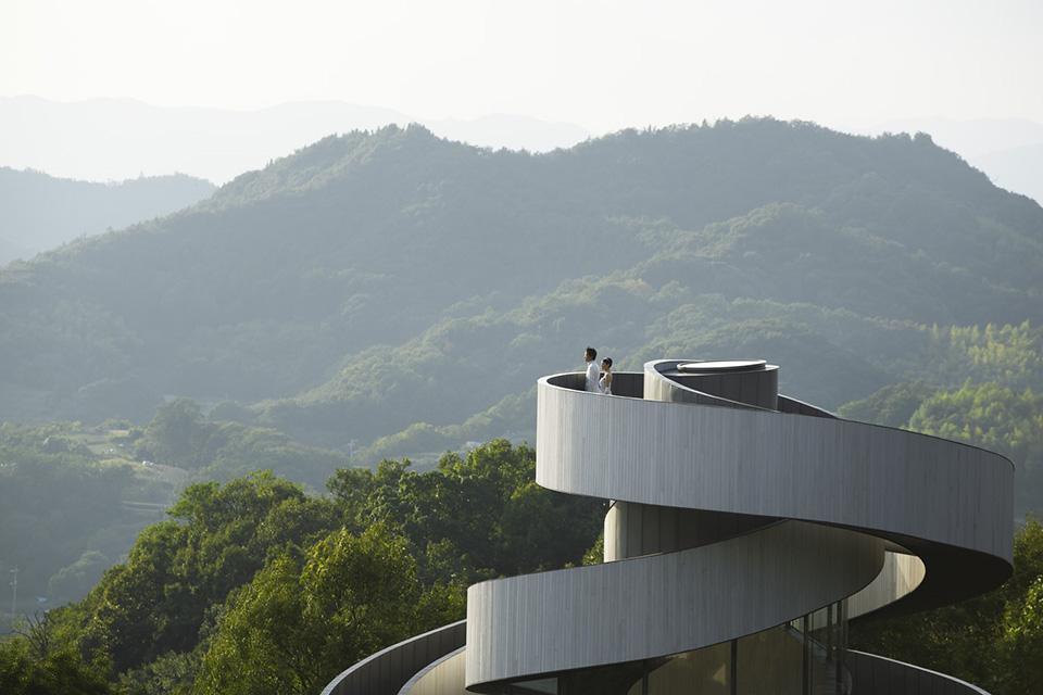 Ribbon Chapel by NAP Architects 7
