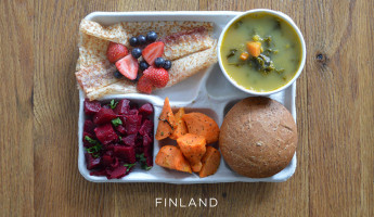School Lunches Around the World - Food Photography by Sweetgreen - Finland